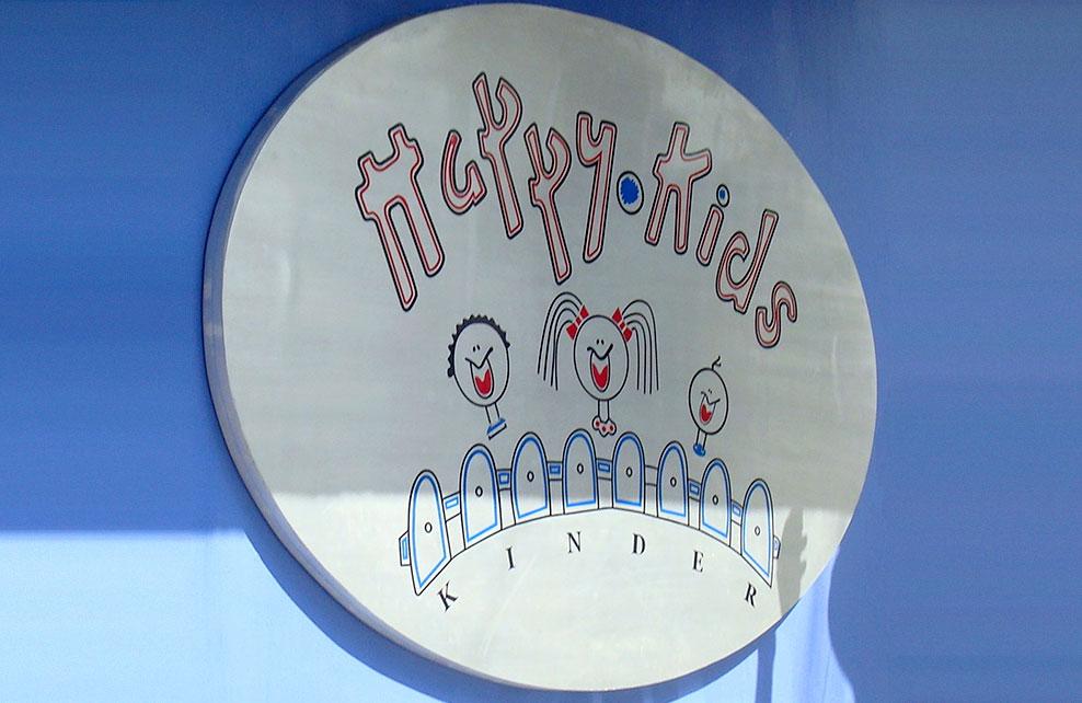 HAPPY KIDS - Fotograbado