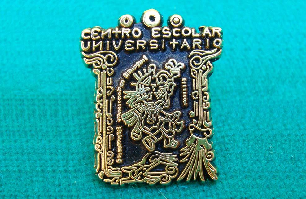 CENTRO ESCOLAR - Medallas Pins